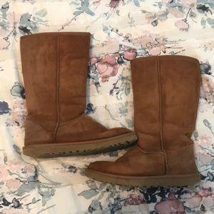 Original classic UGG tall boot (chestnut)